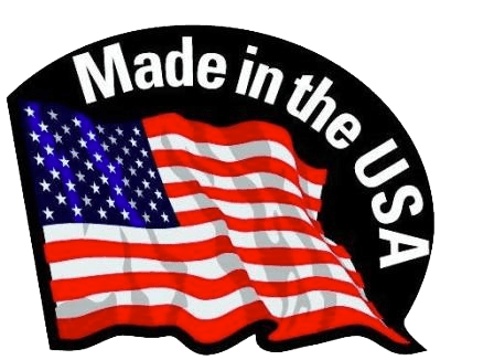 Made in the USA Round Version