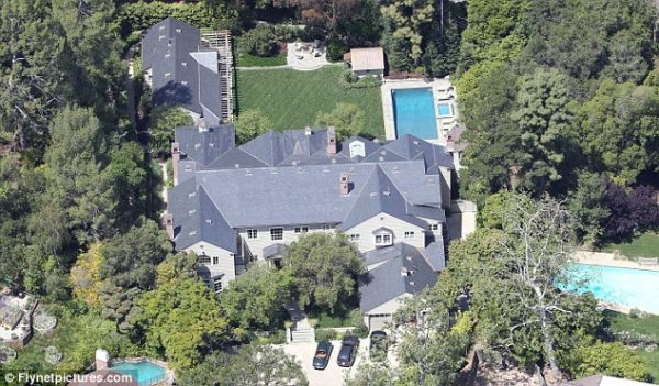 Harrison Ford House