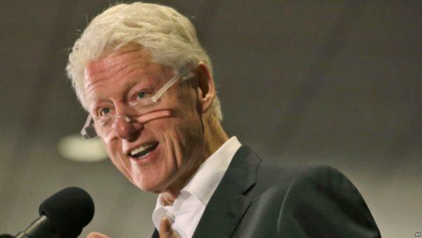 Bill Clinton Assets