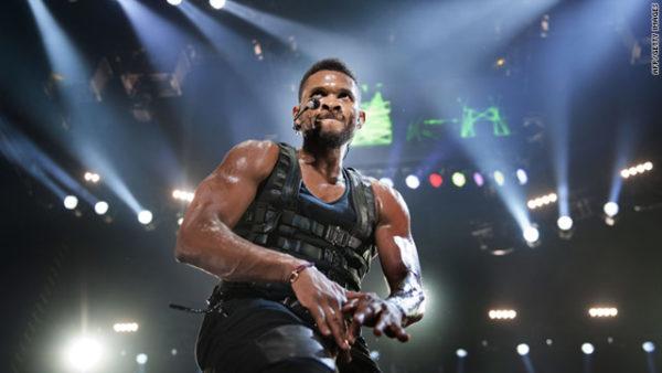 Usher Salary
