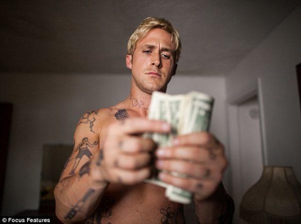 Ryan Gosling Salary
