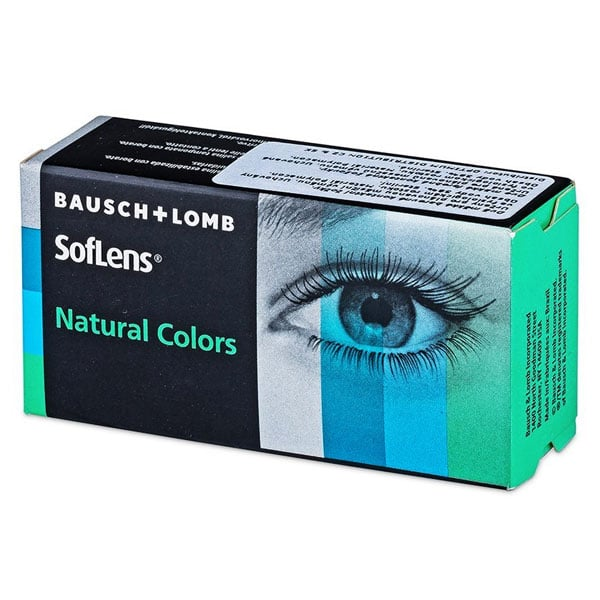 Bausch+lomb SofLens Natural Color 2L