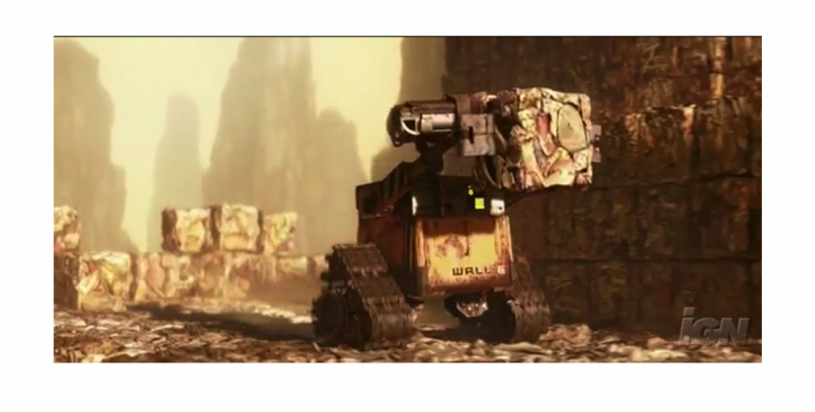 Wall E Carries Garbage To Pile Minecraft Dirt House Meme