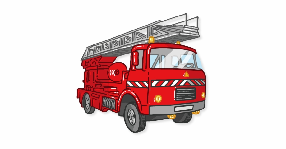 Firefighter Clipart Ladder Fire Tools Equipment And Apparatus Transparent Png Download 3007525 Vippng