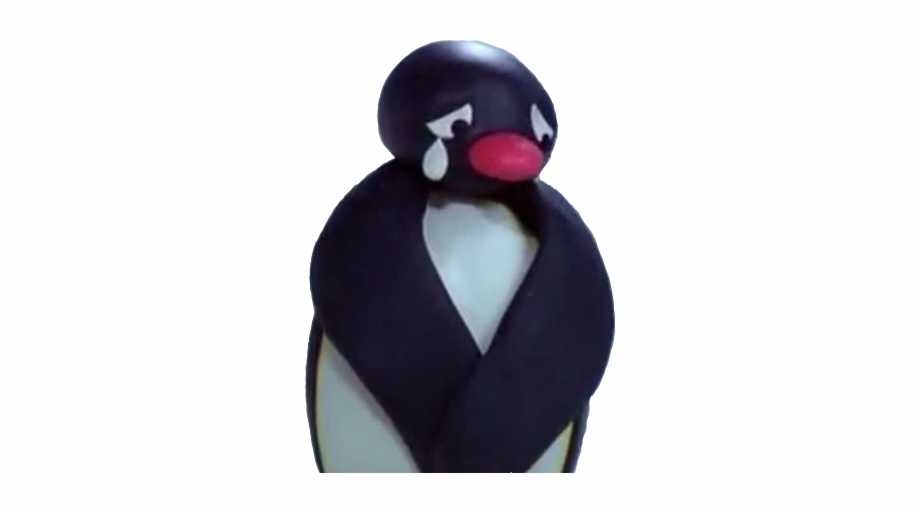 Pingu Sticker Pingu Meme Transparent Png Download 3109293