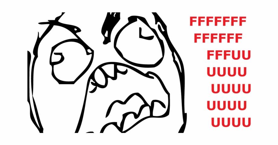 Rage Comic Internet Meme Laughter Trollface Burst Out Laughing