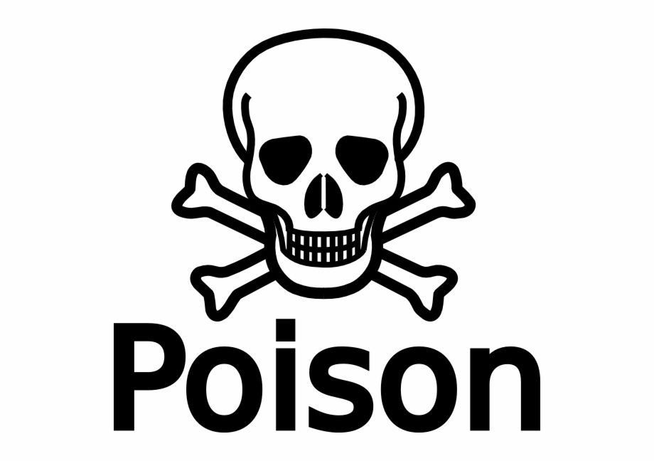 Pirate Skull And Cross Bones Skull And Crossbones Poison Transparent Png Download 527210 Vippng