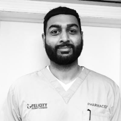 Priyank Patel, PharmD