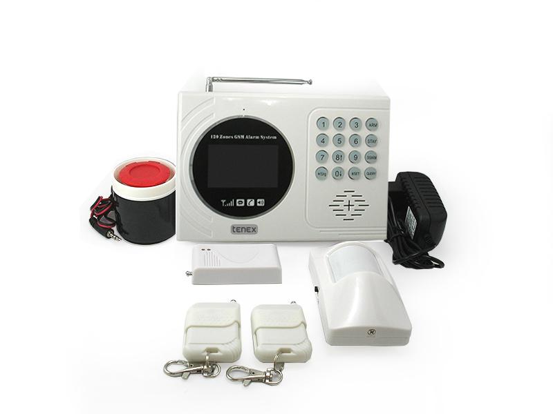 Бездротова GSM сигналізація Tenex Guard 1202G