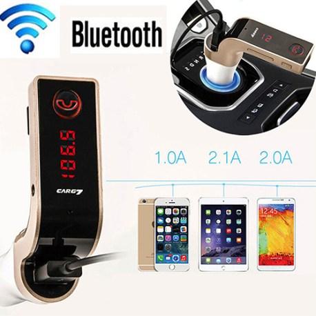 Hands_free_Bluetooth_FM_Transmitter_Modulator