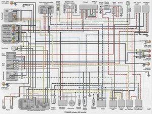 Yamaha Xv 250 Virago Wiring Diagram | Online Wiring Diagram
