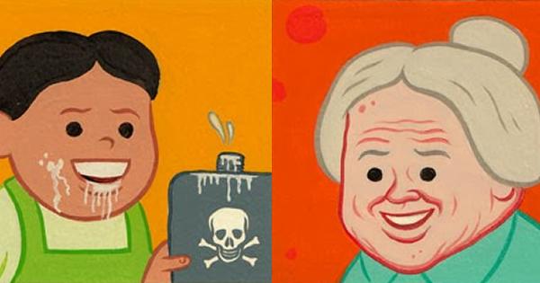 22幅極具爭論性的漫畫,你能看懂Joan Cornellà詭異的黑色幽默嗎?