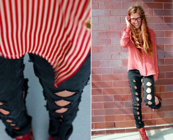 這18款褲子的潮流設計令你驚呆!你敢穿它們上街嗎?