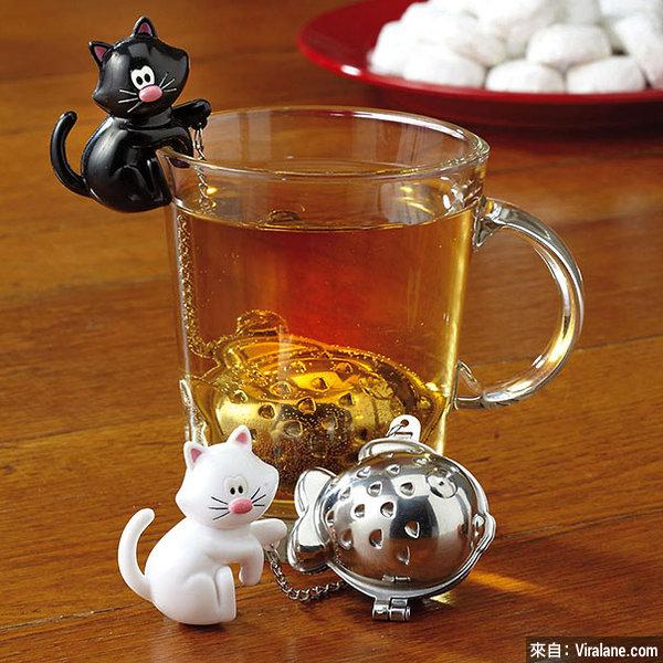 20個超具創意的泡茶器,無論你喜不喜歡喝茶都會想要一個!