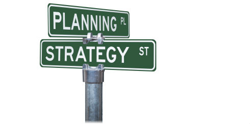 Planning and strategy