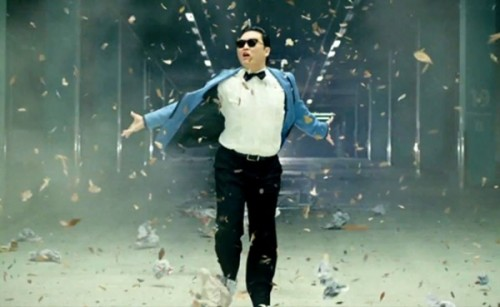 psy explosion 600x3691 500x307 Video Is Hot: Brands Spent $5.6 Billion On YouTube In 2013