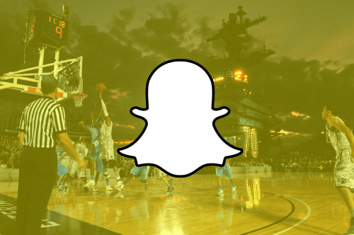 college-basketball-game-snapchat-ncaa-sports-broadcasting-marketing-content