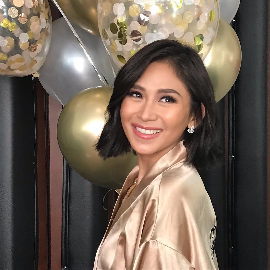 look: sarah geronimo deletes all photos on instagram - viral