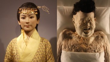 The mystery of The Lady of Dai mummy
