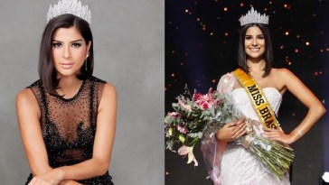 Julia Horta Miss Universe Brazil 2019 Candidate