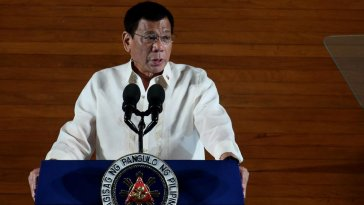Duterte's State of the Nation Address 2019 photo via ABS-CBN News