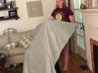 usynlig prank på søster