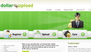 best pay per download website dollarupload