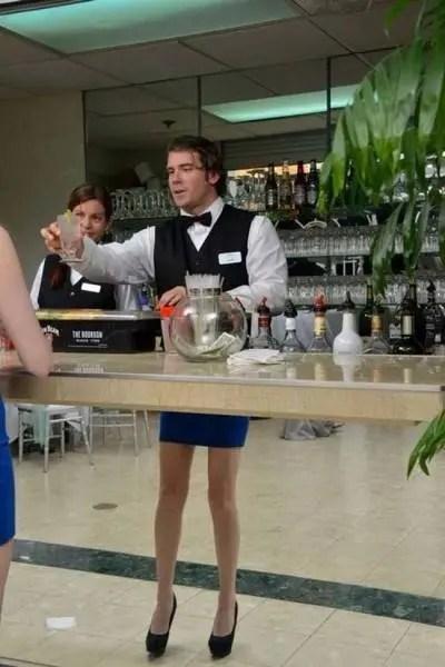 camarero bar