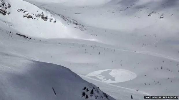 dibujos huellas en la nieve (5)