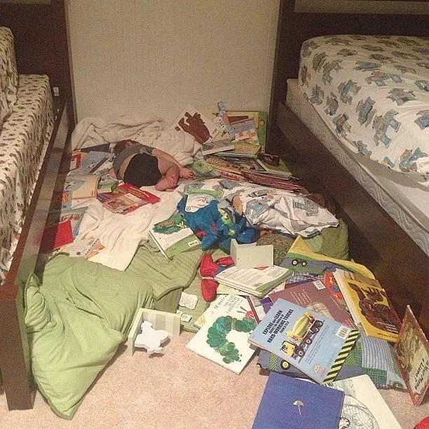 niños dormidos 9