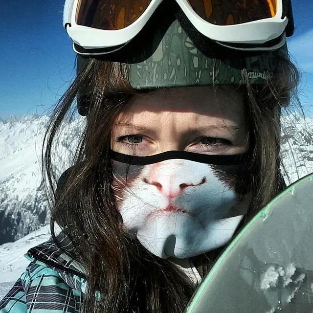 mascaras ski animales 6