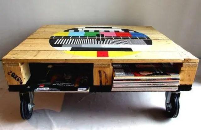 mesas palets madera 10