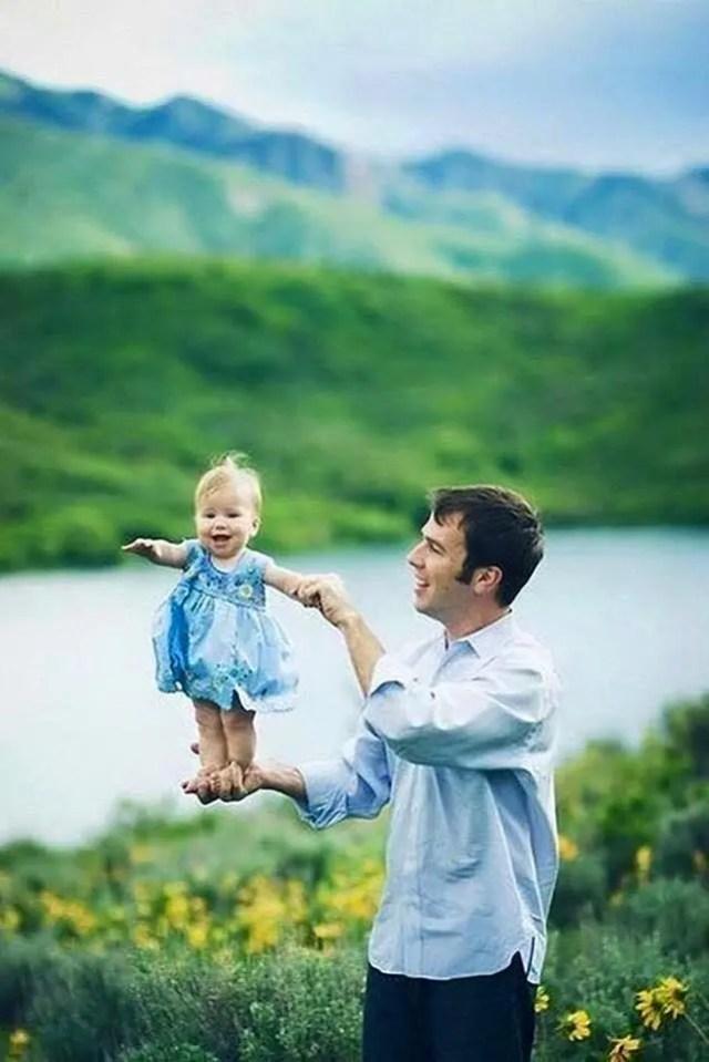 momento especial padre e hija 5