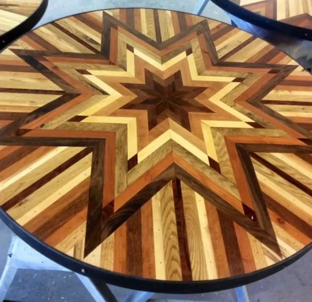 mesas madera reciclada 12