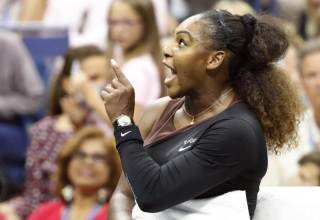 Serena Williams Reported Sexism