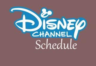 Disney Channel Schedule