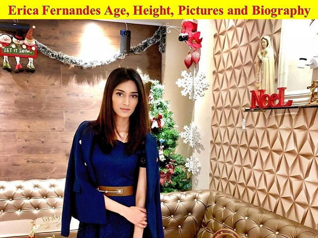 Erica Fernandes Age, Height, Pictures, Facebook, Instagram & Social Media