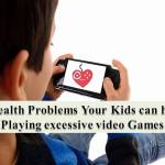 side effects of playing video games