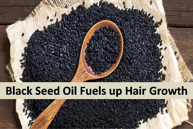 Black Seed Oil Fuels up Hair Growth- A Clinical Preview