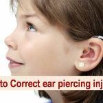 ear piercing injuries