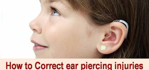 ear piercing injuries