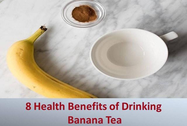 banana Tea health benefits