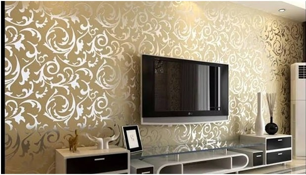 home wallpaper decoration