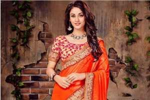 facts of saree
