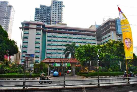 5 Star Hotels in Jakarta