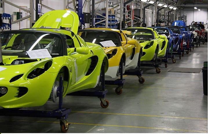 women in automotive industry
