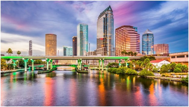 Traveling to Tampa