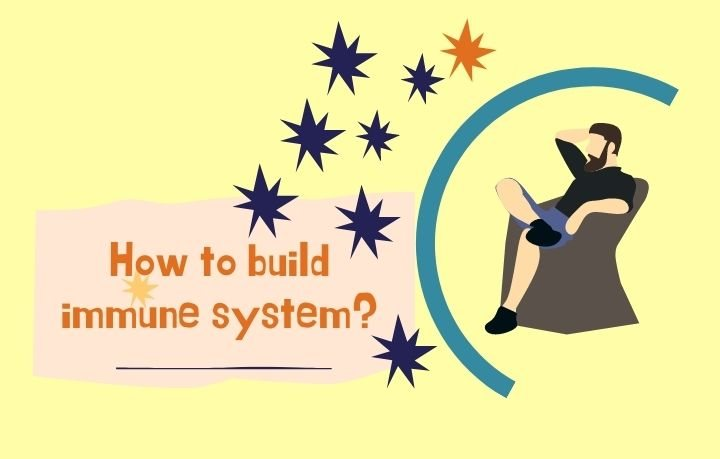 how to build immune system