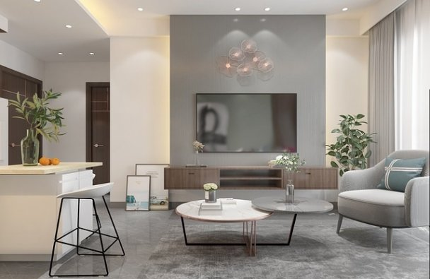 Make a Space Look Attractive