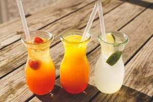 nonalcoholic drinks